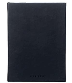 Блокнот Hugo Boss Grid, А6, экокожа  HNM633N