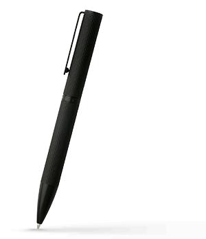 Шариковая ручка Hugo Boss Fineline, черная  HSW7424