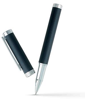 Чернильная ручка Hugo Boss Column Blue, синий  HSW7885N