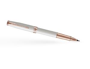 Чернильная ручка Parker Parker Sonnet Pearl White Lacquer PGT, лак, латунь  1931554