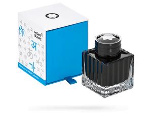 Чернила Montblanc UNICEF, синие, в бутылочке, 50 мл  116223