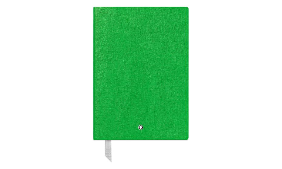 Блокнот Montblanc Fine Stationery, кожа с тиснением под сафьян, зеле  116518