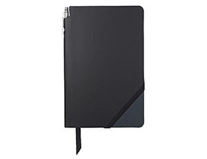 Записная книжка Cross Jot Zone Black & Navy Blue, 160 страниц, А6+ручка,  AC273-2S