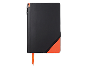 Записная книжка Cross Cross Jot Zone Small, 160стр, с ручкой, А6, черно-  AC273-1S