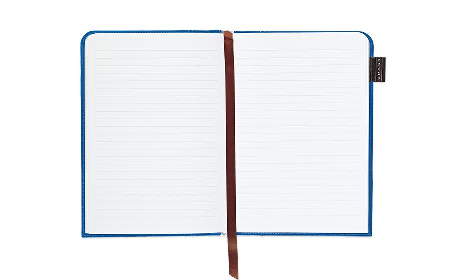 Записная книжка Cross Cross, 250 страниц, А5+ручка, 3/4, синий  AC236-5M AC236-5M