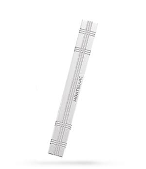 Зажим для галстука Montblanc Essential Sartorial, сталь, клетчатый узор  116635