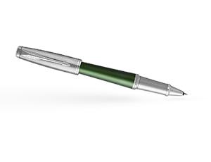 Чернильная ручка Parker Parker Urban Premium Green CT, анодированный алюми  1931618