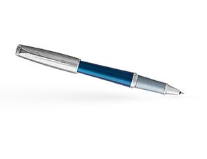 Чернильная ручка Parker Parker Urban Premium Dark Blue CT, анодированный а  1931566