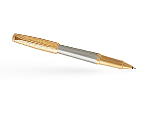 Ченрильная ручка Parker Parker Urban Premium Aureate Powder GT, нержавеюща  1931574