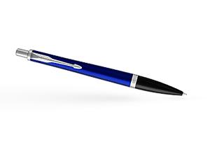 Шариковая ручка Parker Parker Urban Night Sky Blue СT, лак многослойный,  1931581