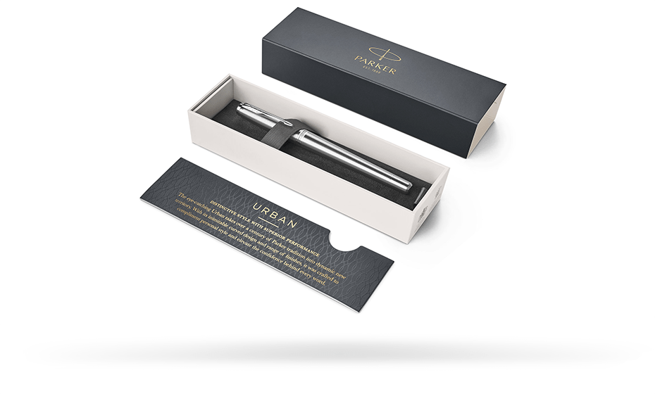 Перьевая ручка Parker Перьевая ручка Parker Urban 2016 Core, Metro Metal  1931597 351179315973