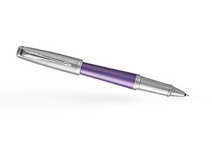 Чернильная ручка Parker Parker Urban Premium Violet CT, анодированный алюм  1931622