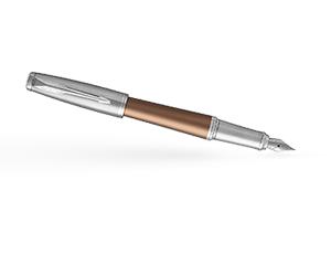 Перьевая ручка Parker Parker Urban Premium Orange CT, анодированный алюм  1931625