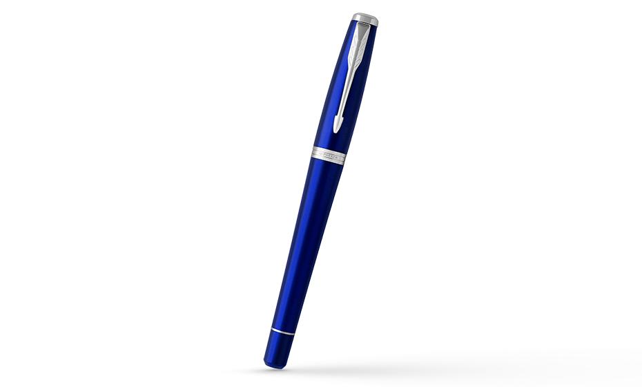 Чернильная ручка Parker Parker Urban Night Sky Blue CT, лак многослойный,  1931589 351179315898