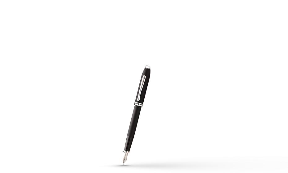 Набор Cross Cross Townsend, ручка перьевая+ручка шариковая, ла  AT0047-30MS