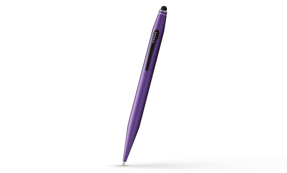 Шариковая ручка Cross Tech2, латунь, матовый лак с металлическим блеском  AT0652-7