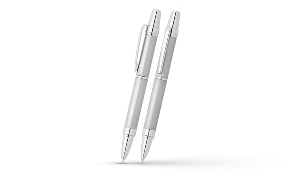 Набор Cross Cross Nile, ручка шариковая+карандаш механический,  AT0381G-8