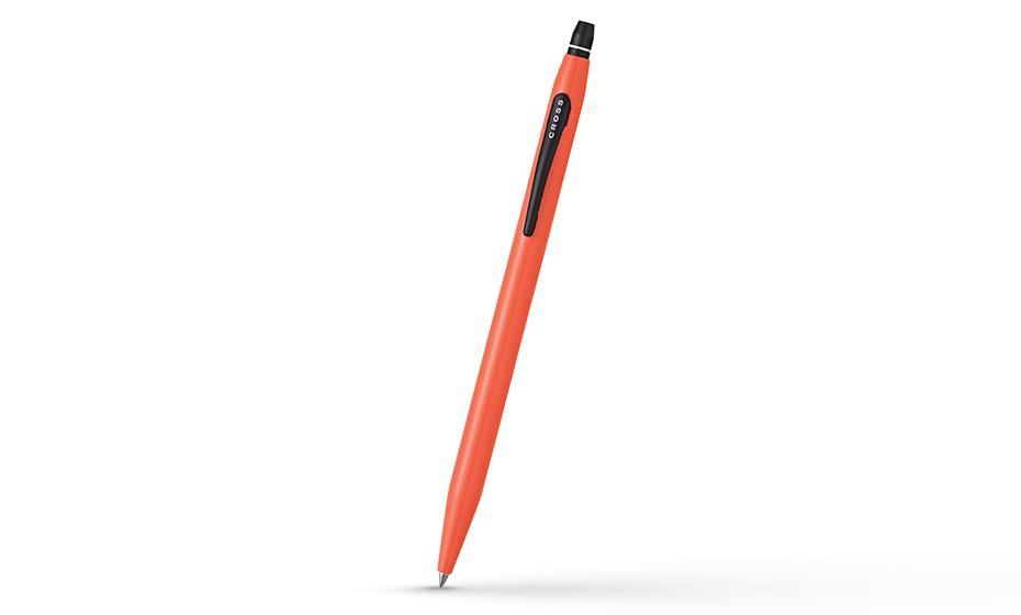 Чернильная ручка Cross Cross Click Slim, латунь, лак, хромирование, кнопо  AT0625-13