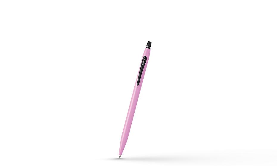 Чернильная ручка Cross Click, латунь, лак, хромирование, кнопочный механи  AT0625-15