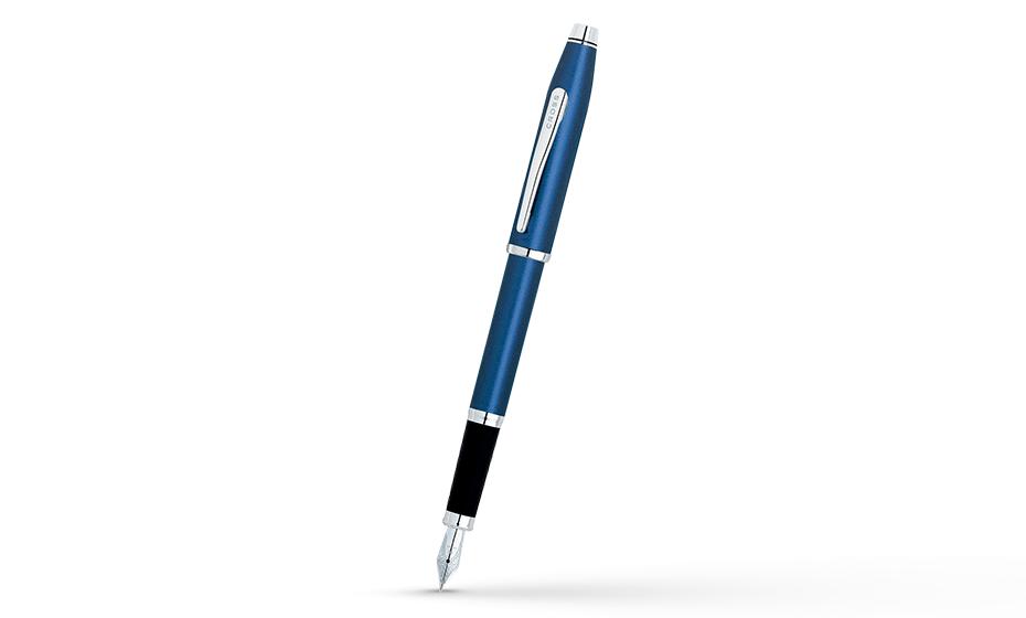 Перьевая ручка Cross Матовый лак, хромированное покрытие, перо М из нер  419-24MS