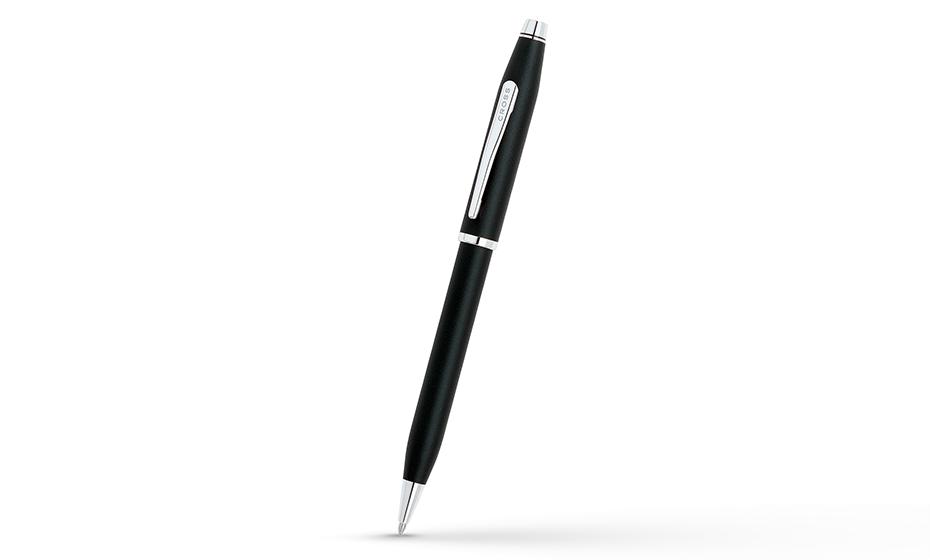 Набор Cross Cross Centuty II, ручка шариковая+ручка перьевая,  AT0087WG-98MS