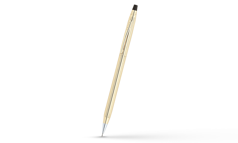 Набор Cross Позолота 10К, поворотный механизм, стержень ручки  450105