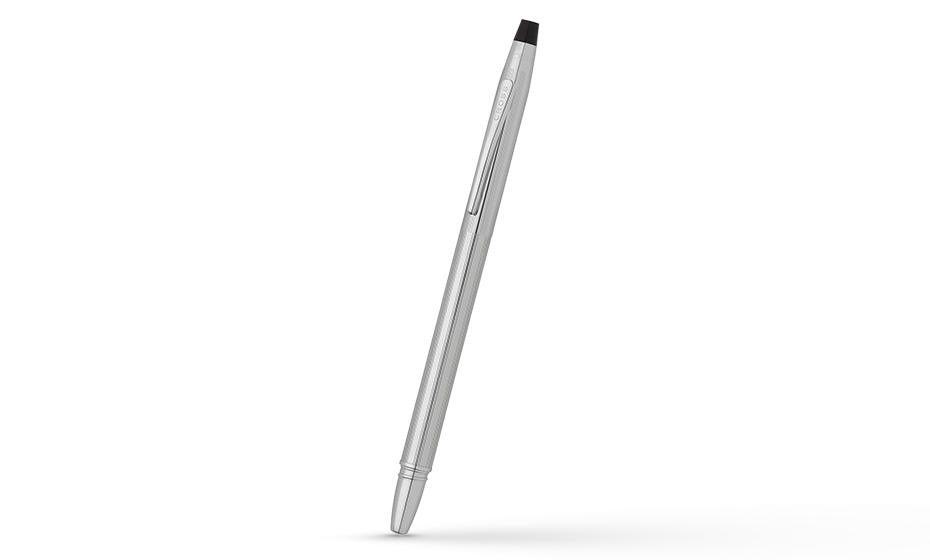 Перьевая ручка Cross Ювелирная латунь, хромирование, граввировка, закру  AT0086-74MS