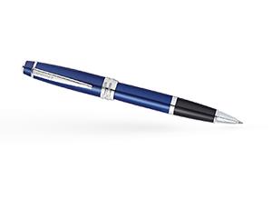 Чернильная ручка Cross Ювелирная латунь, лак, хромирование, съемный колпа  AT0455-12