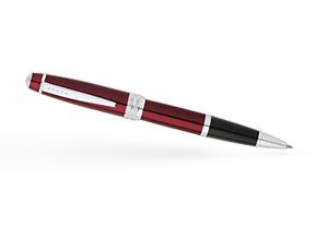 Чернильная ручка Cross Ювелирная латунь, лак, хромирование, съемный колпа  AT0455-8