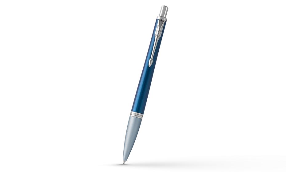 Шариковая ручка Parker Urban, нержавеющая сталь, анодированный алюминий,  1931565 351179315652