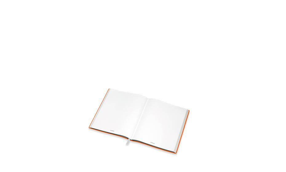 Блокнот Montblanc Montblanc 2017 Fine Stationery, оранжевый, линован  116224