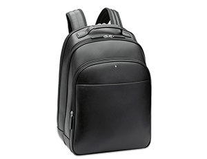 Рюкзак Montblanc Montblanc Sartorial Large Dark Grey Backpack, кожа  116324
