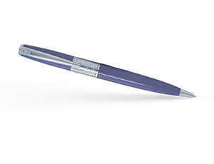 Шариковая ручка Pierre Cardin Baron, латунь, сиреневая  PC2211BP