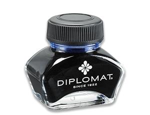 Чернила Diplomat Diplomat, во флаконе, 30 мл, синие  D10275220