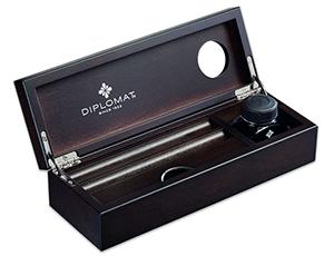 Коробка Diplomat Diplomat, подарочная, с чернилами синего цвета,  д  D20000477