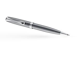 Шариковая ручка Diplomat EXCELLENCE A VENEZIA MATT CHROME, хром, матовая  D20000751
