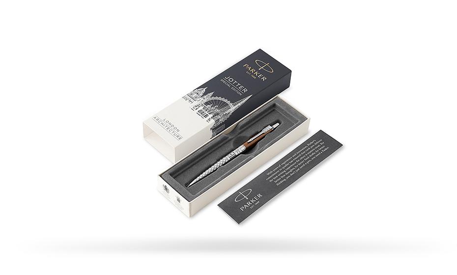 Шариковая ручка Parker Parker Jotter Special Edition 2017 London Architec  2025826 3026980258269