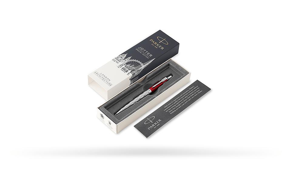 Шариковая ручка Parker Parker Jotter London Architecture Styles Classical  2025827 3026980258276