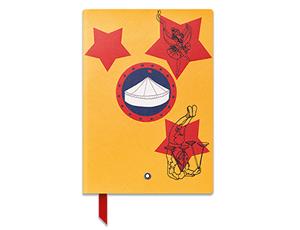 Блокнот Montblanc #146, Happy Holiday Circus, линованные страницы, ж  117716