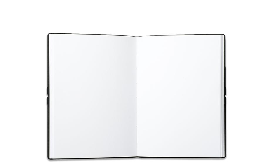 Блокнот Hugo Boss А6 Storyline экокожа  HNM704A
