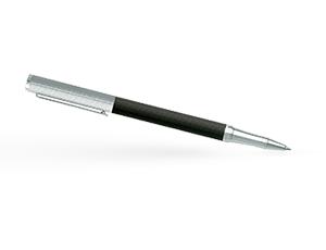 Чернильная ручка Hugo Boss Reverse, латунь, черная  HSV7645