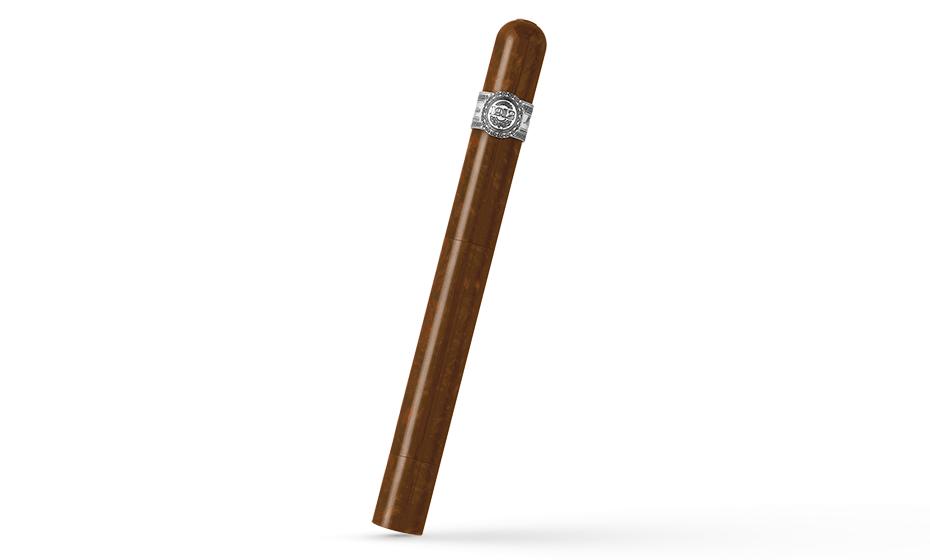 """Чернильная ручка Montegrappa Cigar, целлулоид """"Tobacco"""", золото, серебро, корич  CIGAR-RB"""