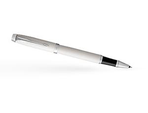 Чернильная ручка Parker Parker IM White, лак, хром, белая  1931674