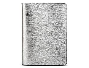 Обложка для паспорта Avanzo Daziaro GRAIN, зернистая кожа, черная  AD-018-1019S06'