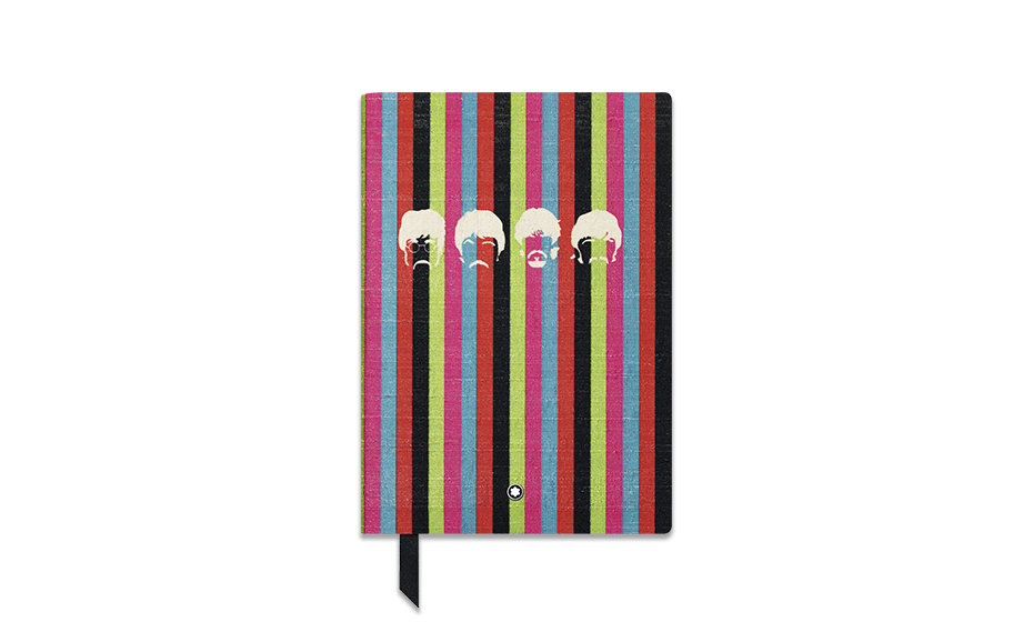 Блокнот Montblanc #146 Montblanc Fine Stationery The Beatlesв линейк  116400