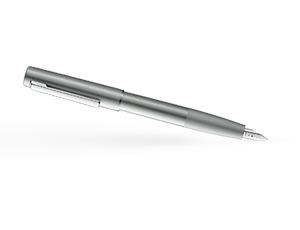 Перьевая ручка Lamy Lamy aion, металл, серебристая  4031944