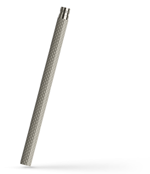 Набор карандашей Graf von Faber-Castell КАРМАННЫЙ КАРАНДАШ NO.V СВЕТЛО-СЕРЫЙ, гравировка,  118640