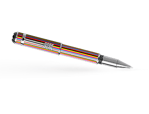 Чернильная ручка Montblanc Great Characters The Beatles, лак, металл, цветные  116257