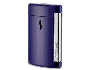 Зажигалка S.T. Dupont MINIJET, хром, фиолетовая  10513