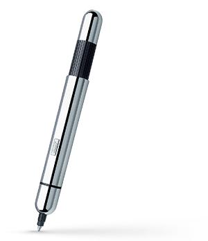 Шариковая ручка Lamy Lamy pico, трансформер, глянцевый хром  4001041